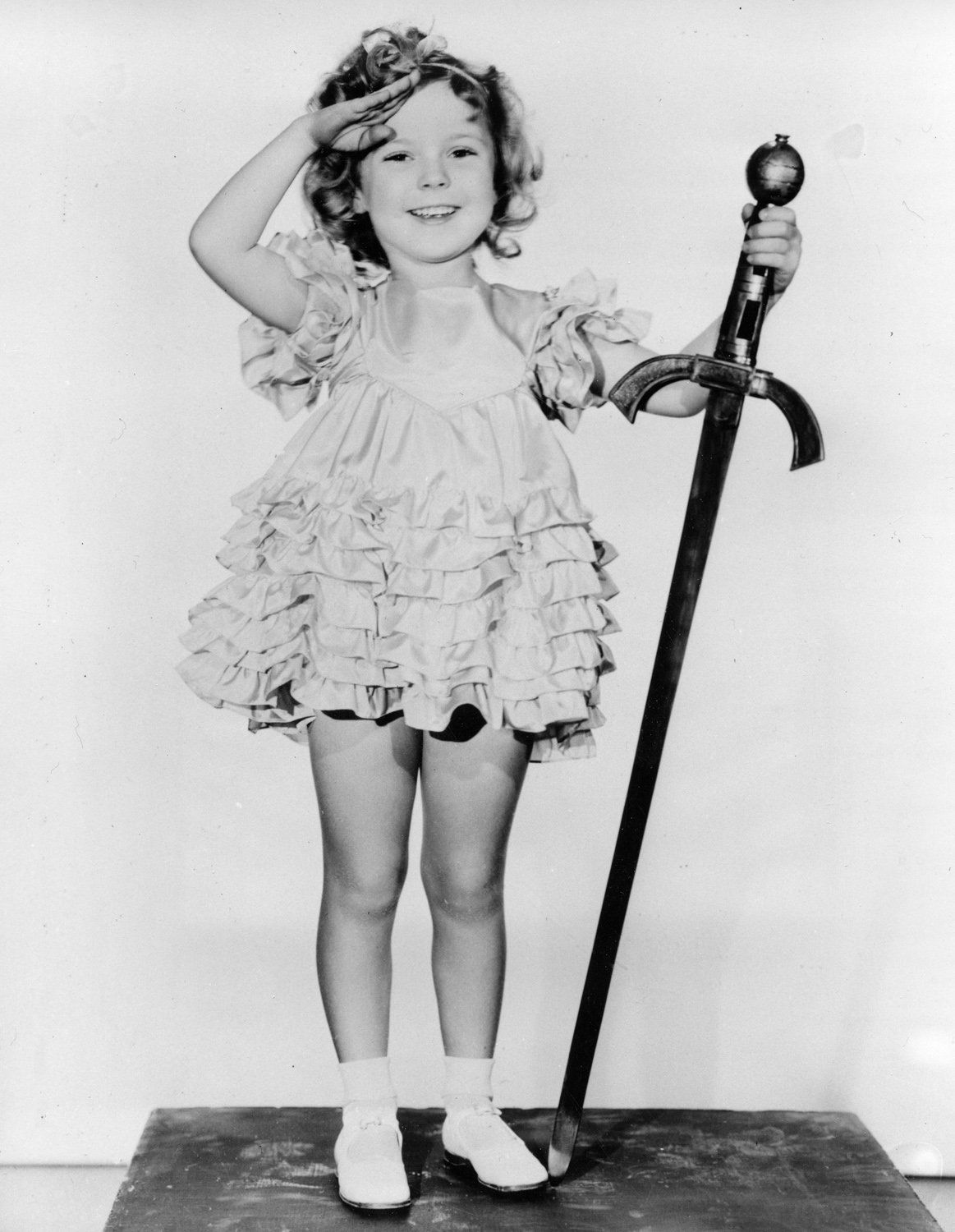 Remembering Shirley Temple In Song From Good Ship Lollipop To