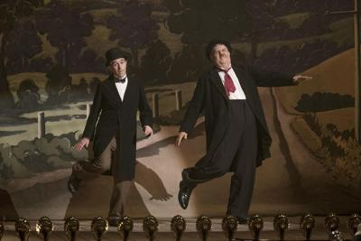 'Stan & Ollie' movie review: Laurel and Hardy biopic is a big-screen delight