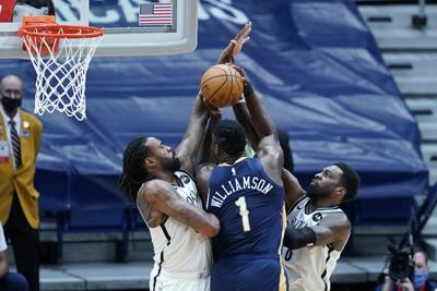 Nets Pelicans Basketball