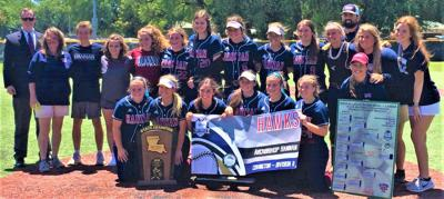 Archbishop Hannan Softball Division II state championship picture (copy)