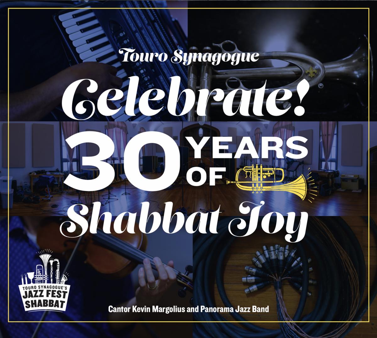 Jazz Fest Shabbat