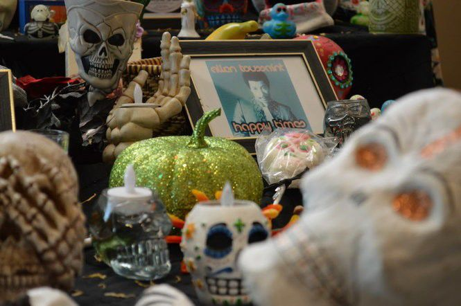 Day of the Dead, a food-filled holiday that has nothing to do with Halloween