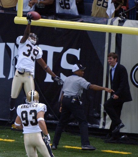 Memorable Superdome moments, No. 1: Saints' first game back after Hurricane Katrina