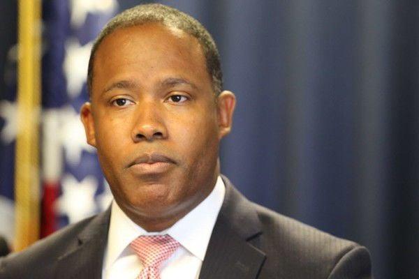 Former U.S. Attorney Kenneth Polite