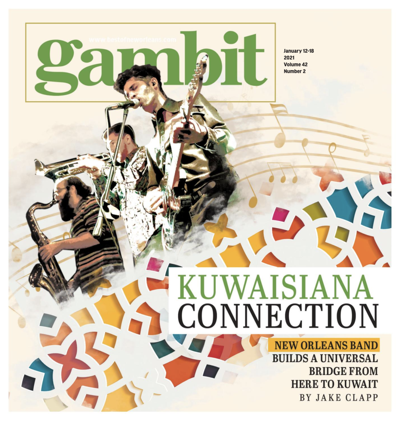 Gambit cover 01.12