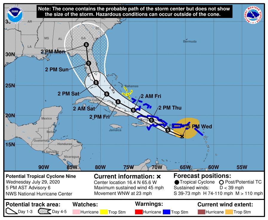 Hurricane Center Tropical System S Track And Intensity Forecast Are Big Question Marks Hurricane Center Nola Com