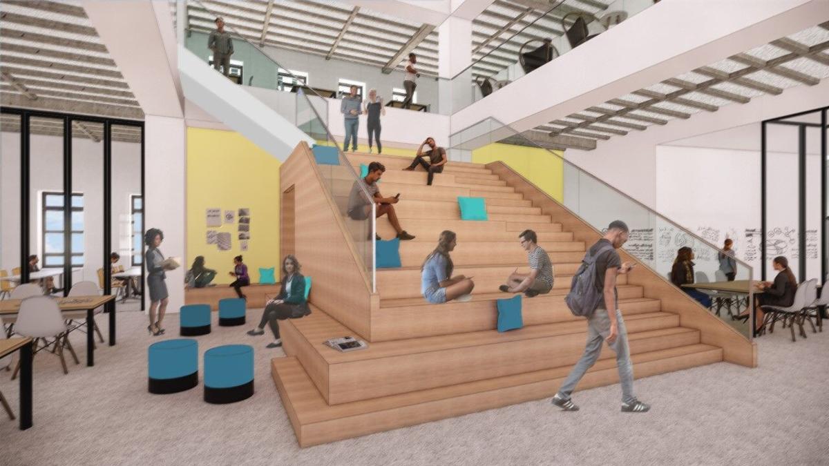 Charity Hospital renderings 1