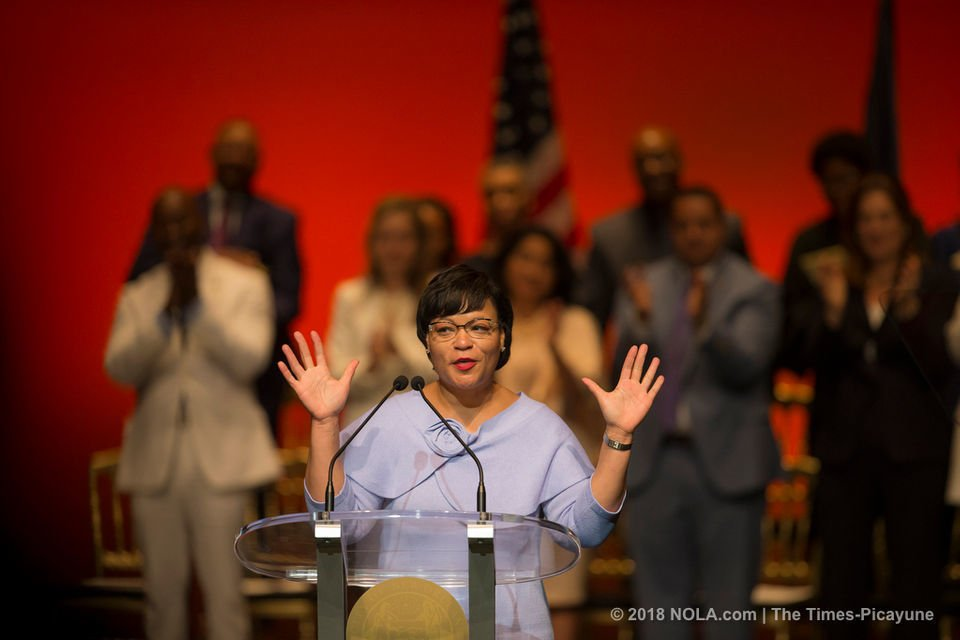 Newly inaugurated Mayor LaToya Cantrell needs to be bigger, bolder, more ambitious | Opinion