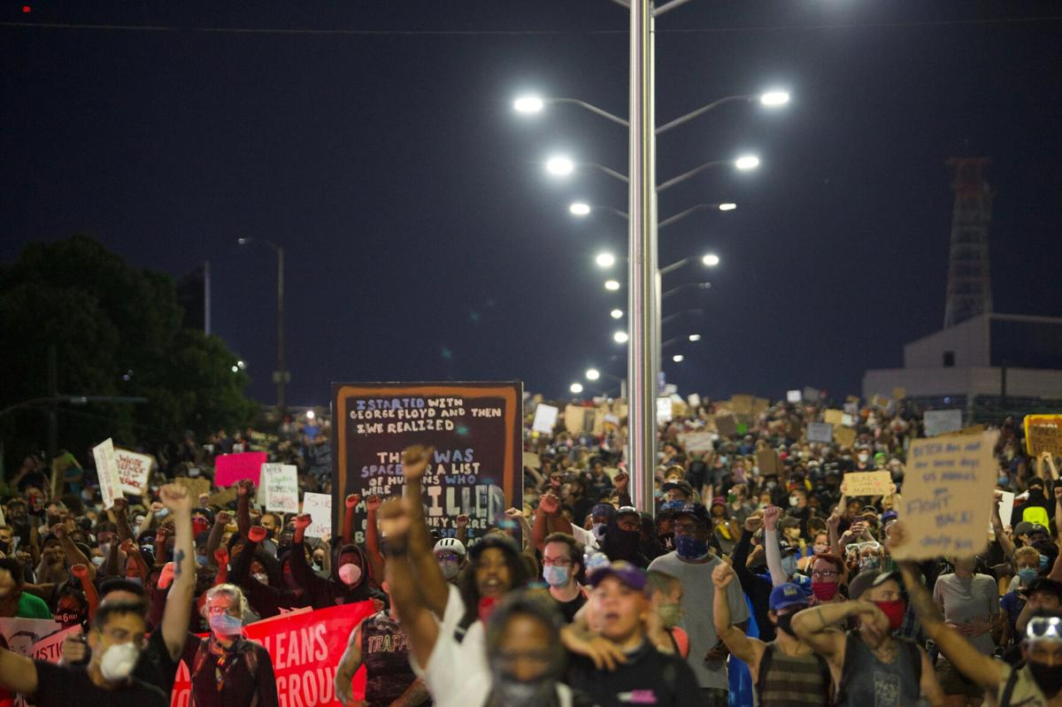 Commentary: Nonviolent protests reflect New Orleans' civil rights history, leadership