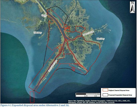 Dredging Mississippi River to 50 feet gets Corps money
