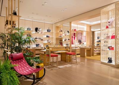 Louis Vuitton is now open in New Orleans