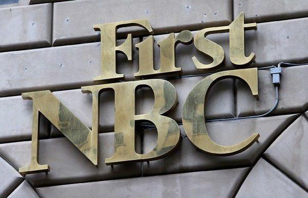 First NBC logo