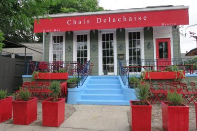 Wine bar known for its food opens its own bistro: Chais Delachaise debuts on Maple Street _lowres (copy)