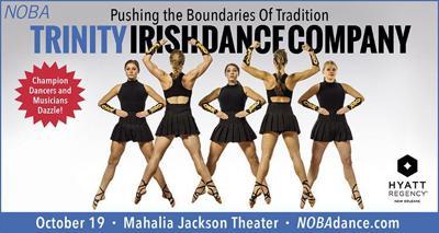 Trinity Irish Dance Company