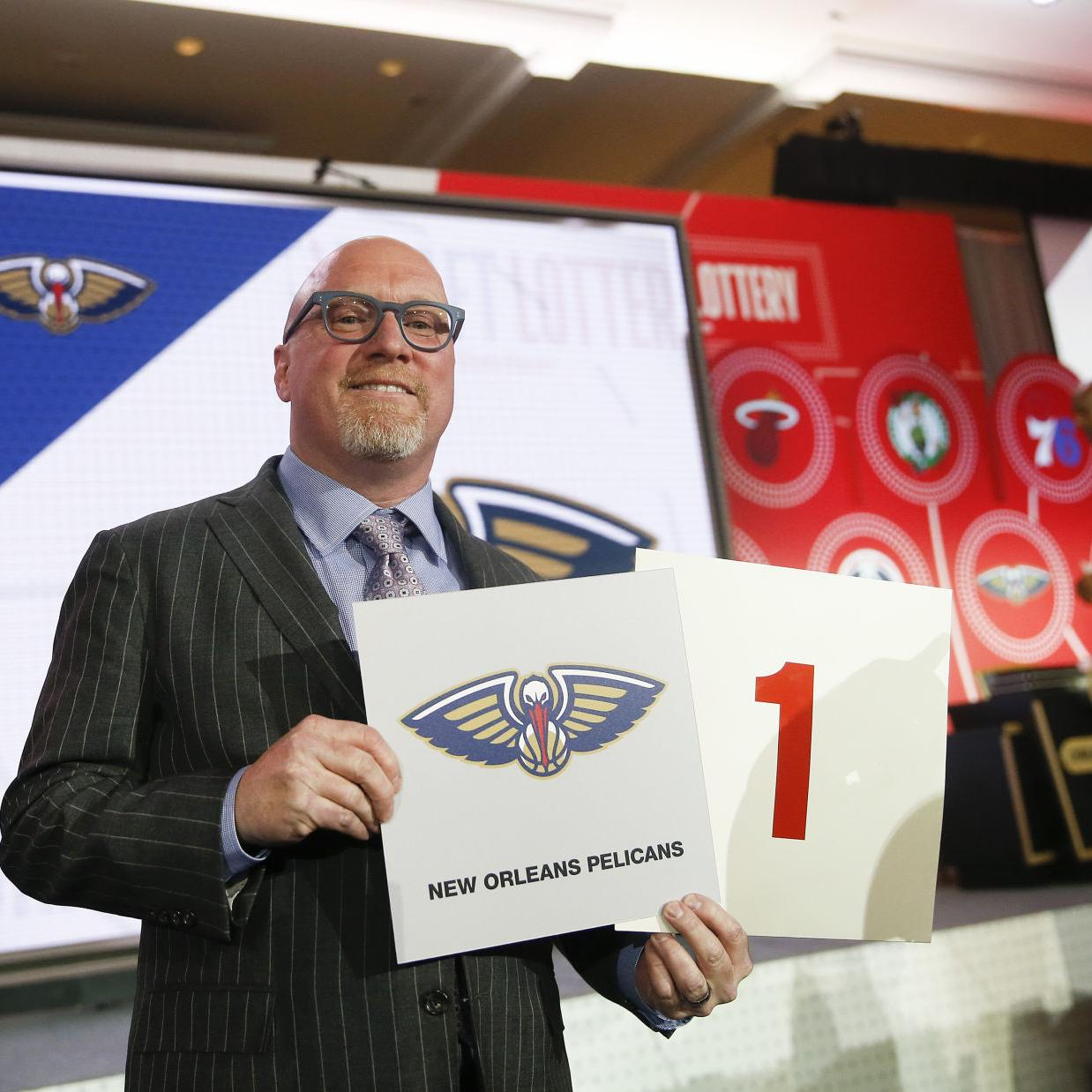 New Orleans Pelicans bring intrigue to NBA Draft after first
