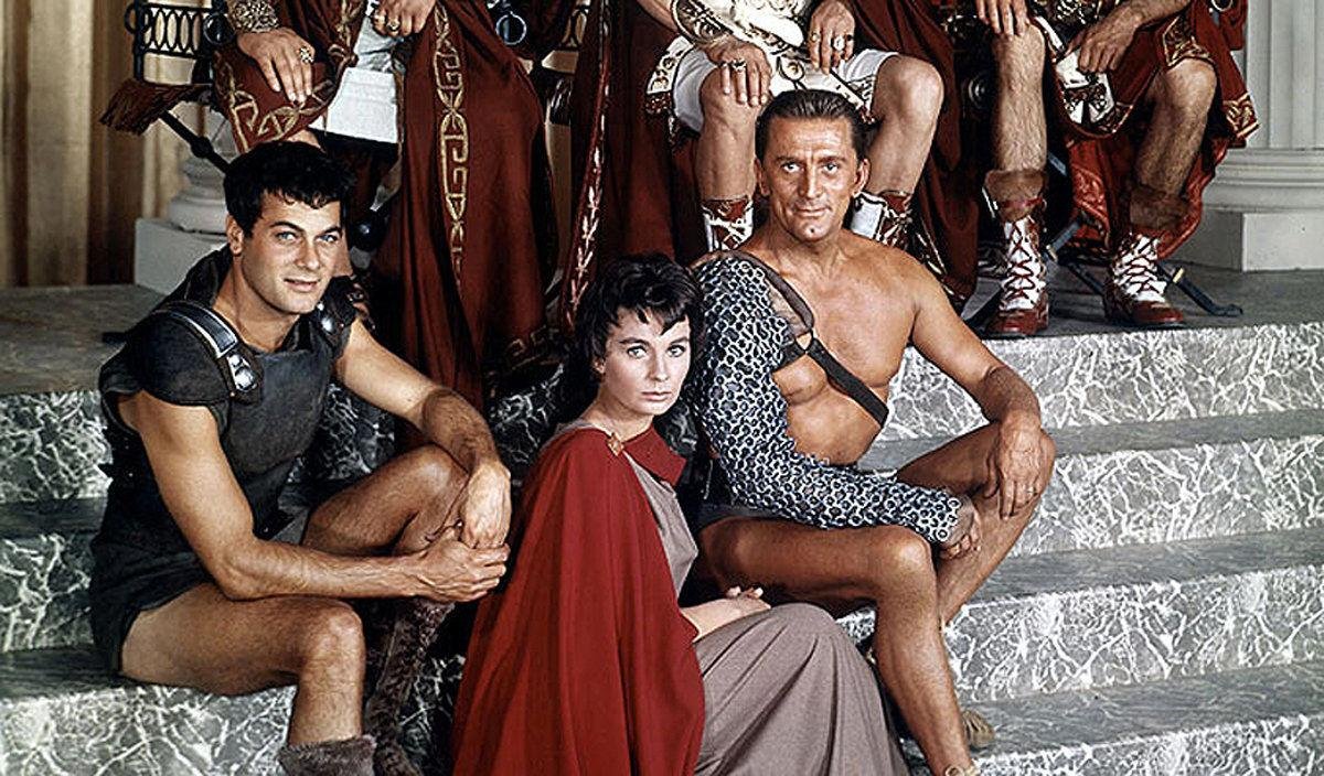 Kirk Douglas at 100: He was Spartacus -- and Bacchus
