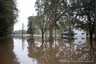 St. Tammany Parish flooding Saturday, Dec. 29, 2018