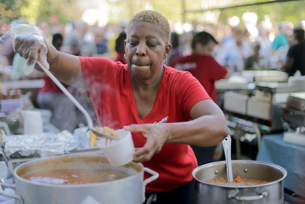 Gumbo and music served up at Treme Creole Gumbo Festival