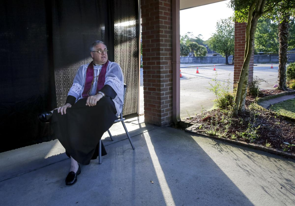 The Rev. Pat Wattigny