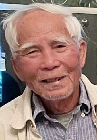 Nguyen smiling