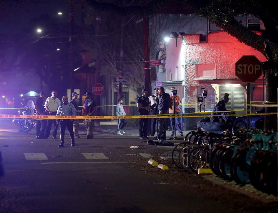What we know about Esplanade crash, driver accused of killing 2, injuring 7