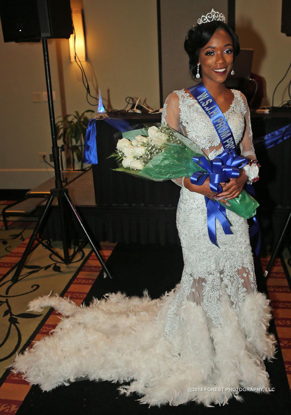 Prom 2018: West St. John High School dances to 'Grande Paris'