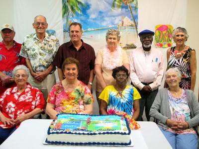 Marrero-Harvey Senior Center marks August birthdays