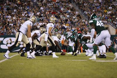 Saints Jets Football (copy)