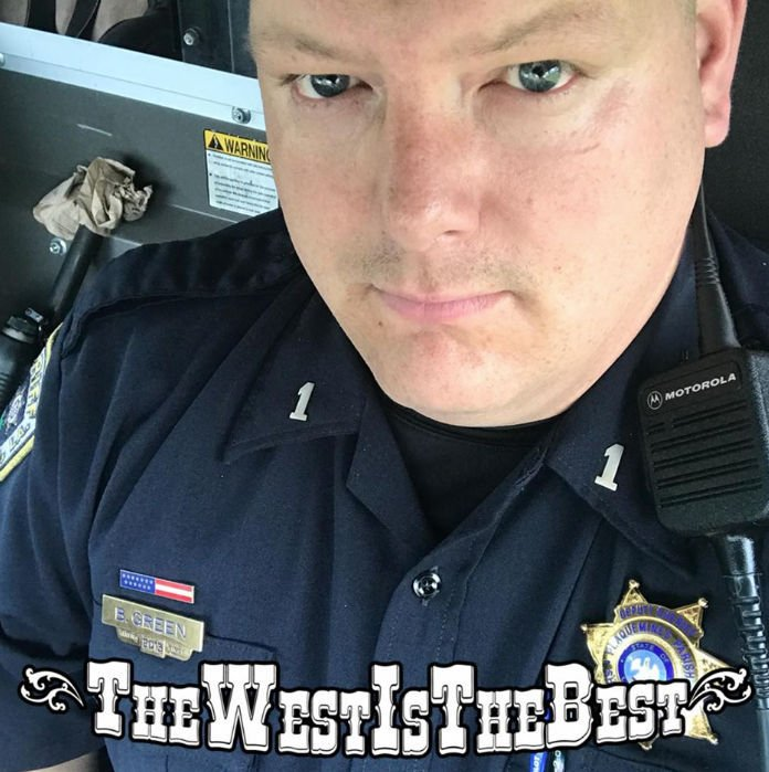 Plaquemines Parish Sheriff's Office fires 'Proud Boy' Deputy Brian Green