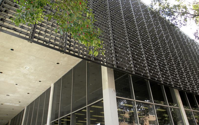 New Orleans Public Library main branch to remain closed through May 13_lowres