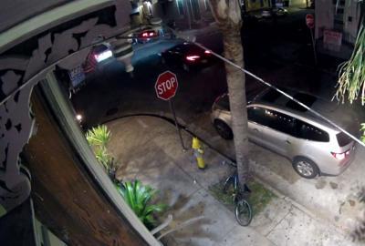 Rampart-Touro shooting surveillance