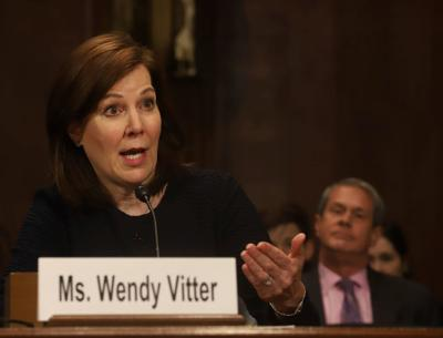 Wendy Vitter grilled on anti-abortion views in judicial hearing