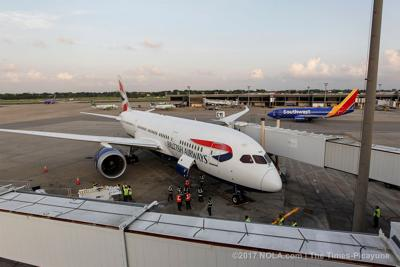 British Airways already has plans to expand its nonstop flight from New Orleans to London