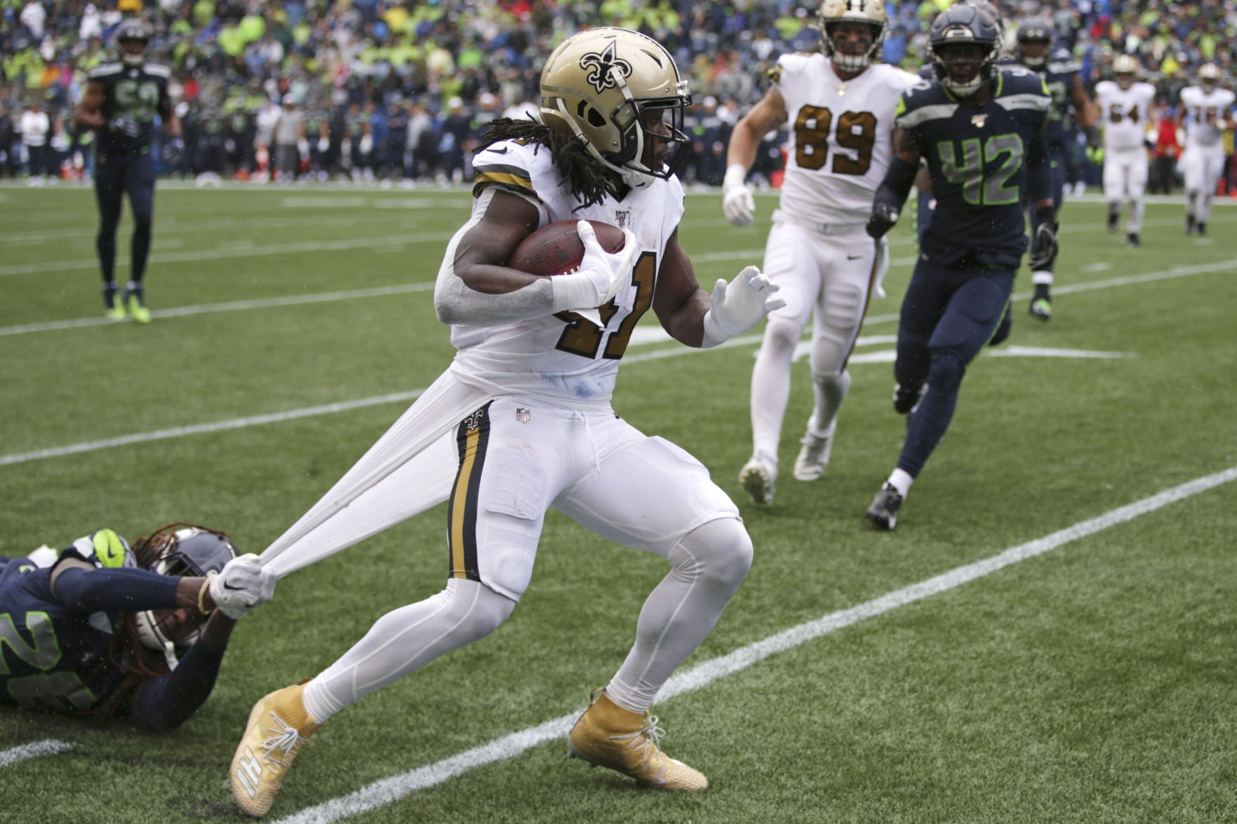 Yes, again: Saints to wear Color Rush jerseys vs. Cowboys; see ...