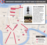 Vieux Carre Commission recommends removal of Battle of Liberty Place obelisk