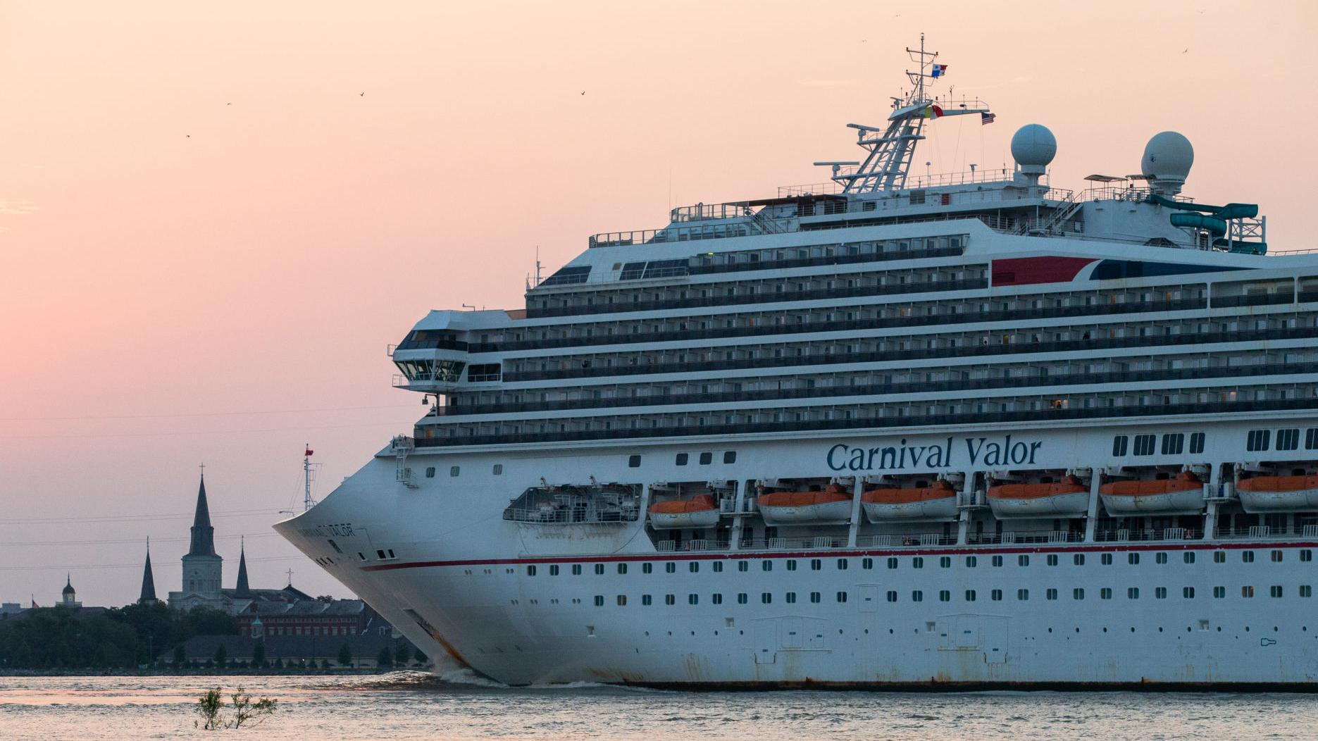 Carnival And Other U S Cruise Ship Operators Cancel October Sailings Business News Nola Com