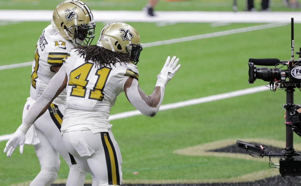Why doesn't Alvin Kamara spend his NFL money? Lessons from mom and peanut butter sandwiches