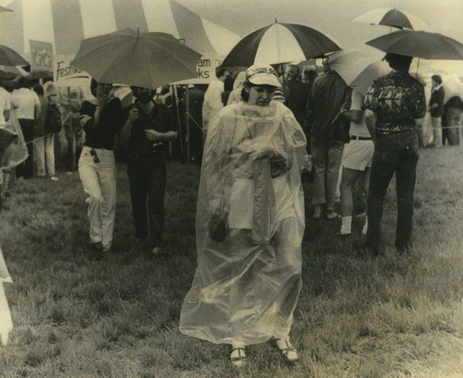 A look back at the 20 rainiest years in New Orleans history