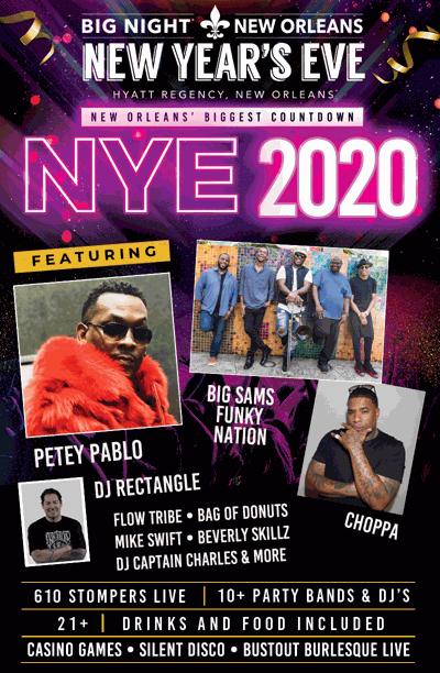 Big Night NYE 2020