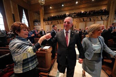 Legislature Opening Louisiana