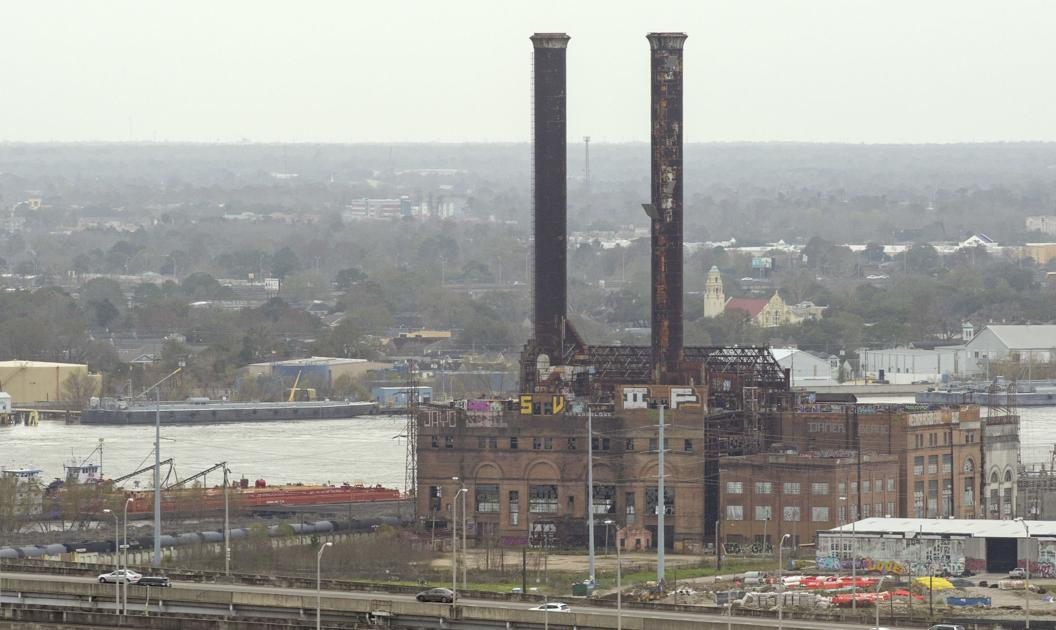 Market Street Power Plant up for sale as owner's entertainment venue plans fade