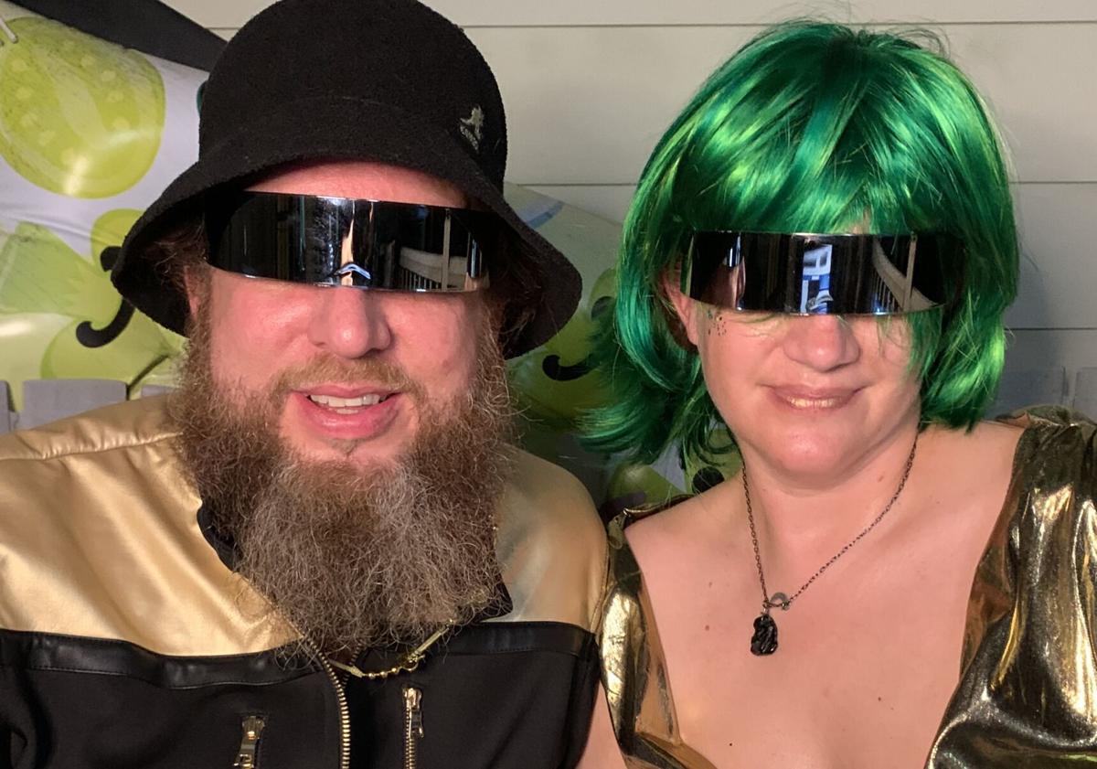 Jamie and Muffin Bernstein create coronavirus awareness talk show 1.jpeg