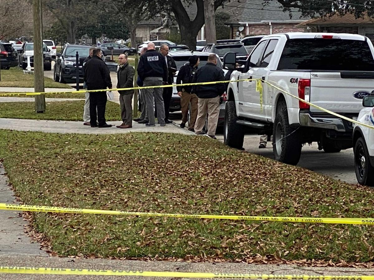 Deputy involved shooting in Metairie