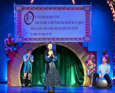Le Petit's 'Pippin' has its magical charms, but misses