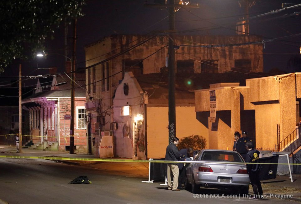 Man shot to death in Central City: NOPD