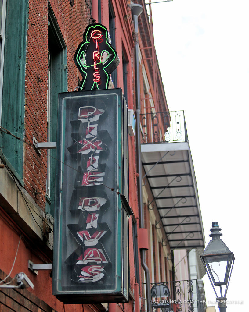 French Quarter strip club cap rejected by City Council