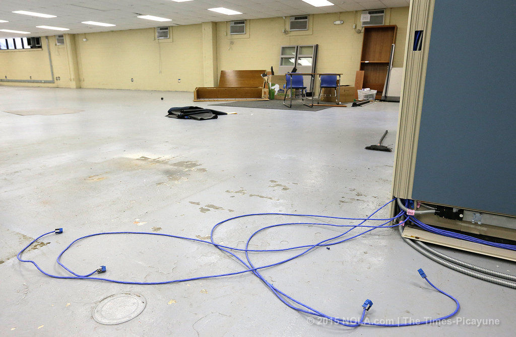 Did a moldy building kill 4 New Orleans college professors