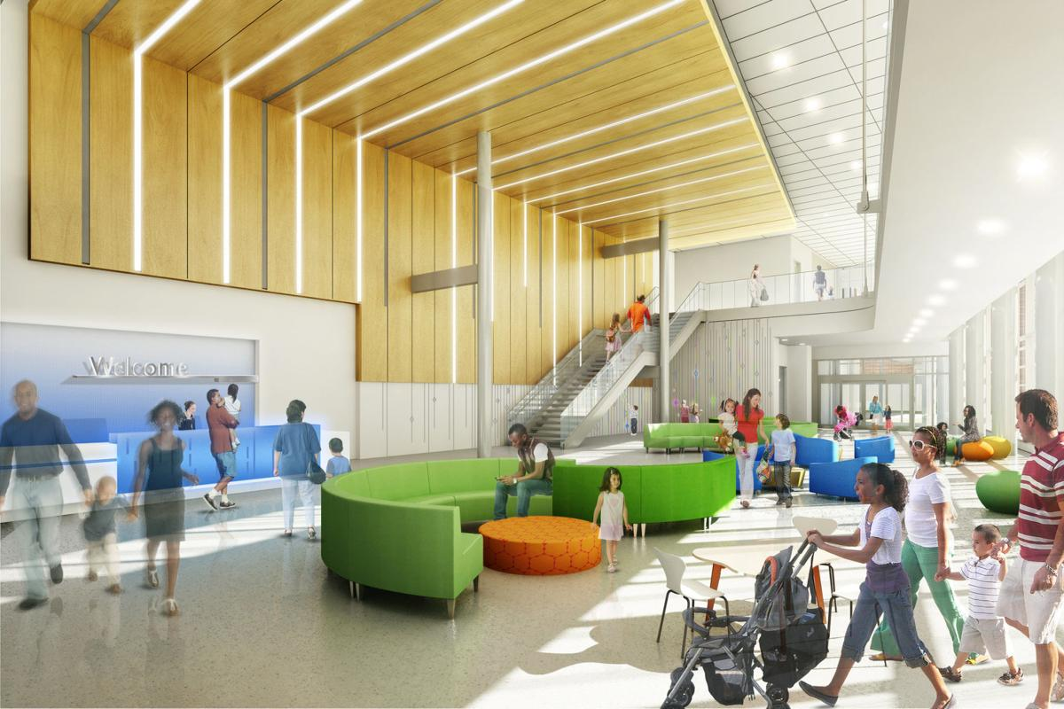 Children's Hospital $225 million expansion begins this week