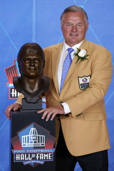 A great night for the Great Dane: Morten Andersen becomes Saints' third Hall of Famer
