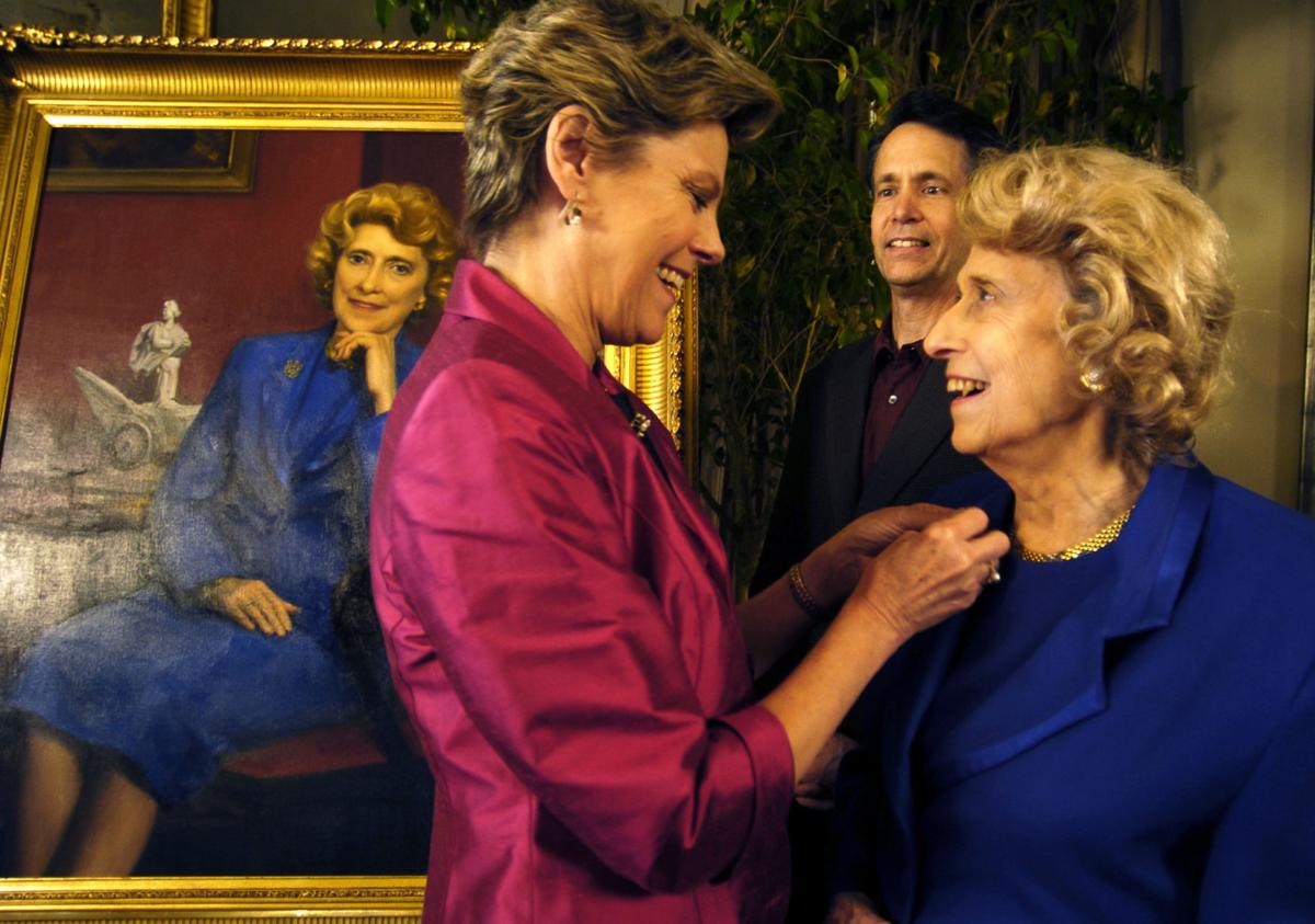 Cokie Roberts, a 'pioneer in journalism' and daughter of Louisiana political legends, dead at 75   News   nola.com